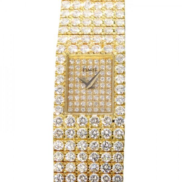 ピアジェ PIAGET その他 トラディション 15201 C626 ゴールド文字盤 レディース 腕時計 【中古】