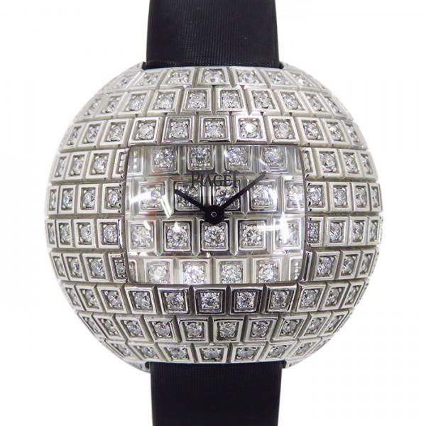 ピアジェ PIAGET その他 P10409 全面ダイヤ文字盤 レディース 腕時計 【中古】