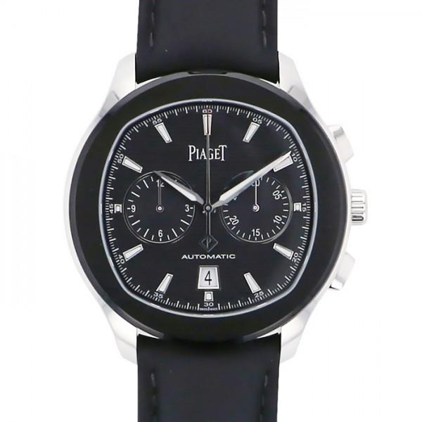 ピアジェ PIAGET ポロ S クロノグラフ 世界限定888本 GOA4200 ブラック文字盤 メンズ 腕時計 【新品】