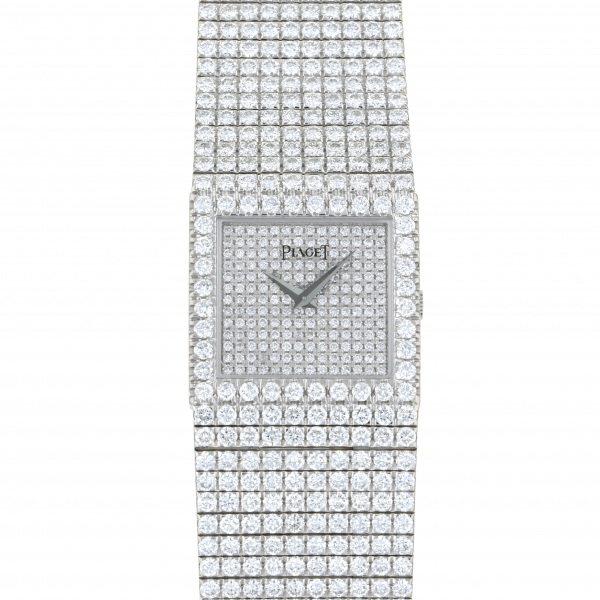 ピアジェ PIAGET その他 9131C626 全面ダイヤ文字盤 メンズ 腕時計 【中古】
