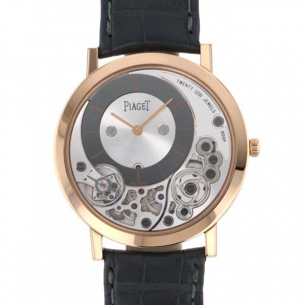 ピアジェ PIAGET その他 アルティプラノ G0A39110 シルバー文字盤 メンズ 腕時計 【中古】