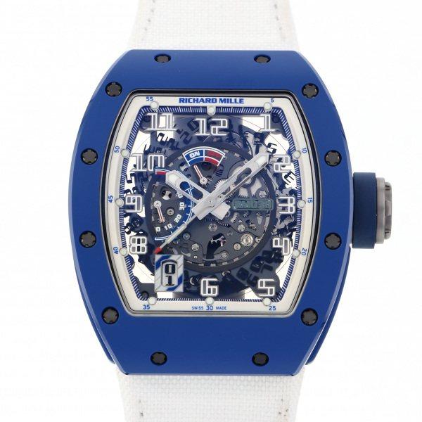 リシャール・ミル RICHARD MILLE その他 オートマティック デクラッチャブルローター 世界限定100本 RM030 グレー文字盤 メンズ 腕時計 【新品】