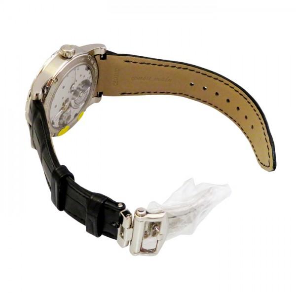 【全品 ポイント10倍 16日1:59まで 要エントリー】ロジェ・デュブイ ROGER DUBUIS エクスカリバー マイクロローター オートマチック 世界限定188本 RDDBEX0350 ブラック文字盤 メンズ 腕時計 【新品】