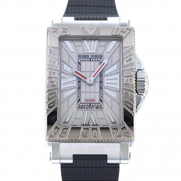 【全品 ポイント10倍 4/9~4/16】ロジェ・デュブイ ROGER DUBUIS その他 シーモア MS34.21 グレー文字盤 メンズ 腕時計 【中古】