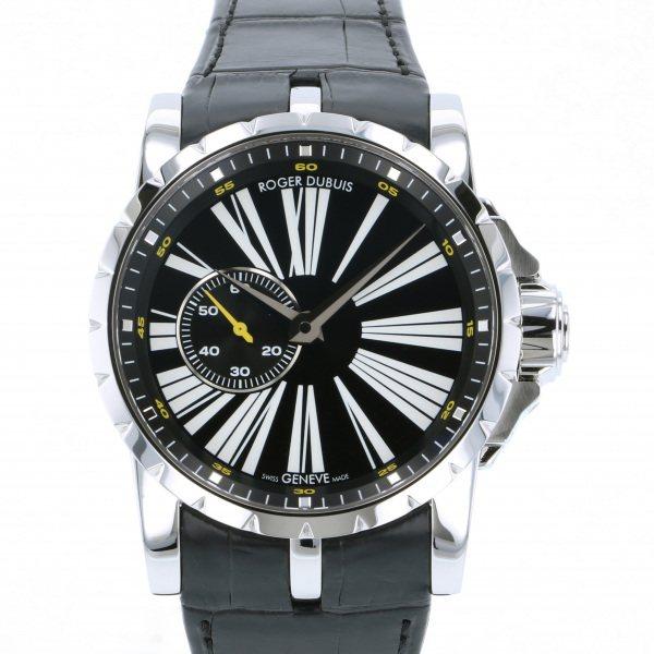 割引クーポン ロジェ・デュブイ ROGER DUBUIS エクスカリバー RDDBEX0263 ブラック文字盤  腕時計 メンズ, グラスロードカンパニー 98c0e3d3