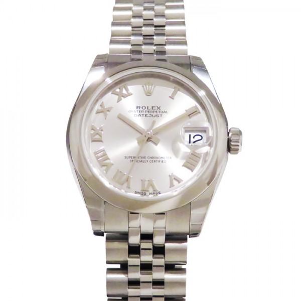 ロレックス ROLEX デイトジャスト 178240 グレーローマ文字盤 ボーイズ 腕時計 【新品】