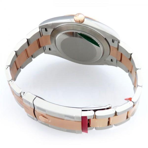 【全品 ポイント10倍 16日1:59まで 要エントリー】ロレックス ROLEX デイトジャスト 41 126301G シャンパン文字盤 メンズ 腕時計 【新品】