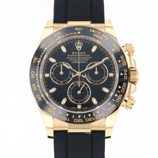 最新デザインの ロレックス ロレックス ROLEX デイトナ 116518LN デイトナ ブラック文字盤 未使用 腕時計 腕時計 メンズ, 質 ボッカデラベリタ:5c5be745 --- ltcpackage.online