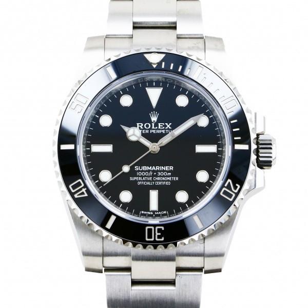 売れ筋商品 ロレックス ROLEX サブマリーナ 114060 ブラック文字盤 腕時計 ROLEX メンズ メンズ, GOOD DEAL WEB HOUSE:e4a31402 --- online-cv.site