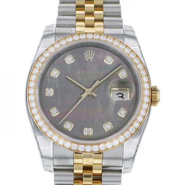 【海外輸入】 ロレックス ROLEX デイトジャスト 116243NG ブラックアラビア文字盤 デイトジャスト ロレックス 新品 116243NG 腕時計 メンズ, ニイサトムラ:7a1ae98f --- kidsarena.in