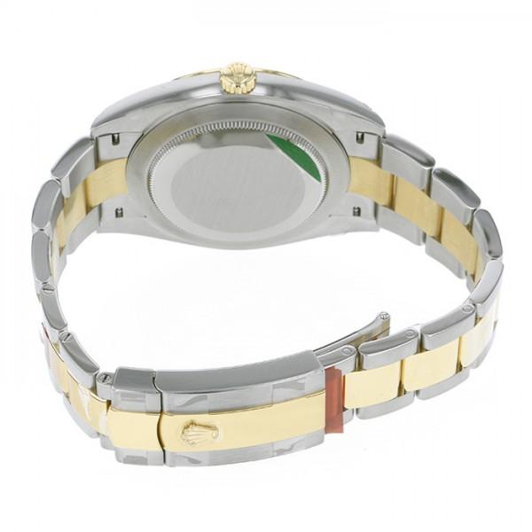 ロレックス ROLEX デイトジャスト41 126303 ブラック文字盤 メンズ 腕時計 【新品】