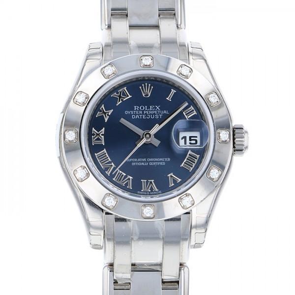 ロレックス ROLEX その他 パールマスター 80319 ブルーローマ文字盤 レディース 腕時計 【新品】
