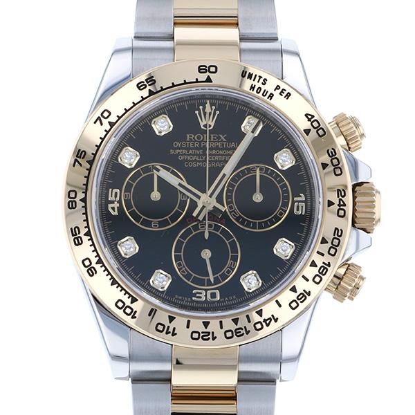 ロレックス ROLEX デイトナ 116503G ブラック文字盤 メンズ 腕時計 【未使用】