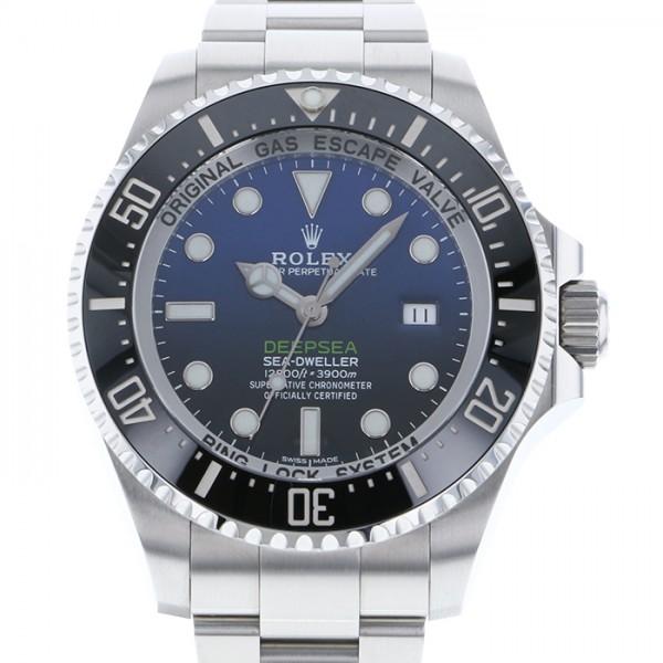 ロレックス ROLEX シードゥエラー ディープシー 116660 Dブルー文字盤 メンズ 腕時計 【中古】