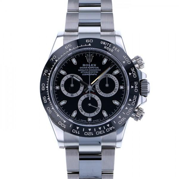 『1年保証』 ロレックス ロレックス ROLEX デイトナ ROLEX 116500LN ブラック文字盤 デイトナ 腕時計 メンズ, カネヤマチョウ:ed9f3dee --- easassoinfo.bsagroup.fr