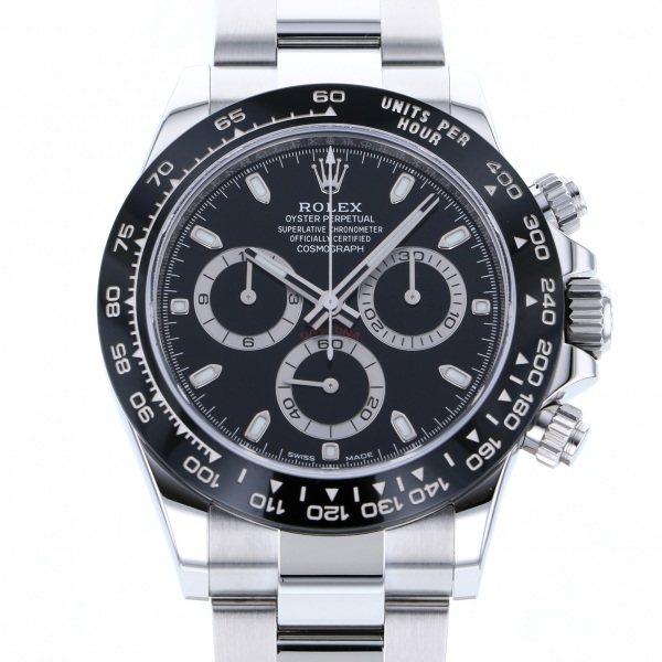 品多く ロレックス ROLEX ロレックス デイトナ メンズ 116500LN ROLEX ブラック文字盤 腕時計 メンズ, NSDpaint:6484a06f --- easassoinfo.bsagroup.fr