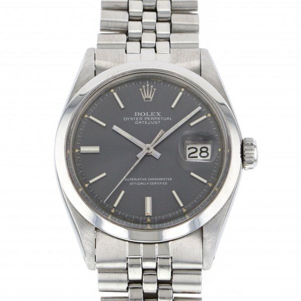 ロレックス ROLEX デイトジャスト 1600 グレー文字盤 メンズ 腕時計 【中古】
