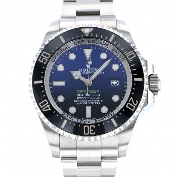 【全品 ポイント10倍 4/9~4/16】ロレックス ROLEX シードゥエラー ディープシー Dブルー 116660 Dブルー文字盤 メンズ 腕時計 【中古】