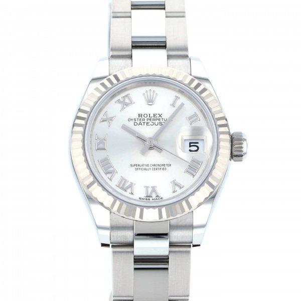 ロレックス ROLEX デイトジャスト 279174 シルバーローマ文字盤 レディース 腕時計 【新品】