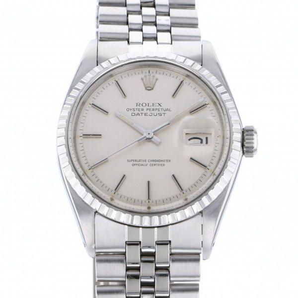 ロレックス ROLEX デイトジャスト 1603 シルバー文字盤 メンズ 腕時計 【中古】
