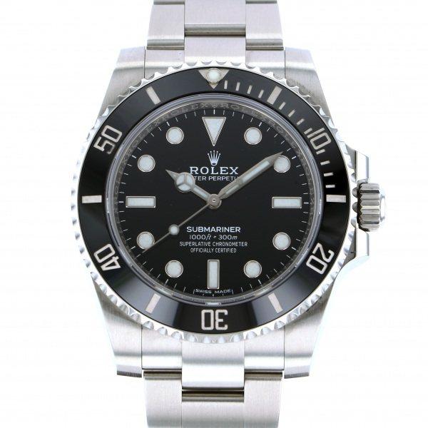 【特別セール品】 ロレックス ROLEX サブマリーナ 114060 ブラック文字盤  腕時計 メンズ, キヨカワムラ dd065d5c