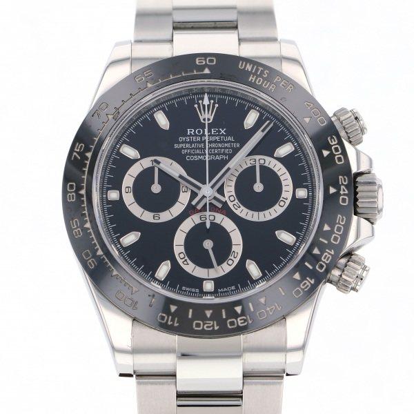 ロレックス ROLEX デイトナ 116500LN ブラック文字盤 メンズ 腕時計 【中古】
