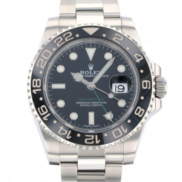 流行 ロレックス ROLEX ブラック文字盤 腕時計 GMTマスター II ロレックス 116710LN ブラック文字盤 腕時計 メンズ, REGALO:4258e3a0 --- amgaclub.amga-dusch.ru