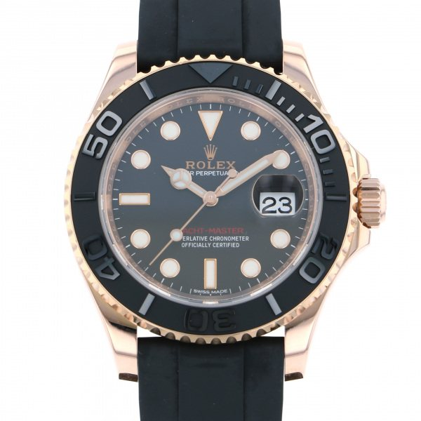お待たせ! ロレックス ブラック文字盤 腕時計 ROLEX メンズ ヨットマスター 40 116655 ブラック文字盤 腕時計 メンズ, トモエ堂:fcec4f44 --- agrohub.redlab.site