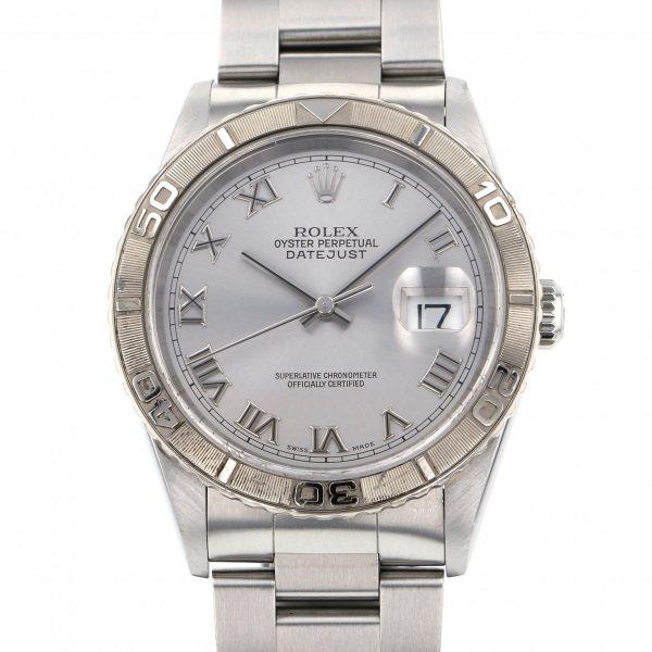 ロレックス ROLEX デイトジャスト サンダーバード 16264 シルバー文字盤 メンズ 腕時計 【中古】