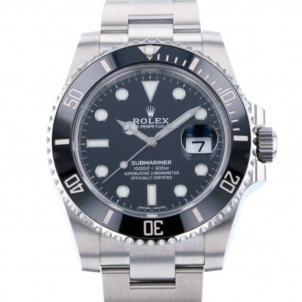 ロレックス ROLEX サブマリーナ デイト 116610LN ブラック文字盤 メンズ 腕時計 【新品】