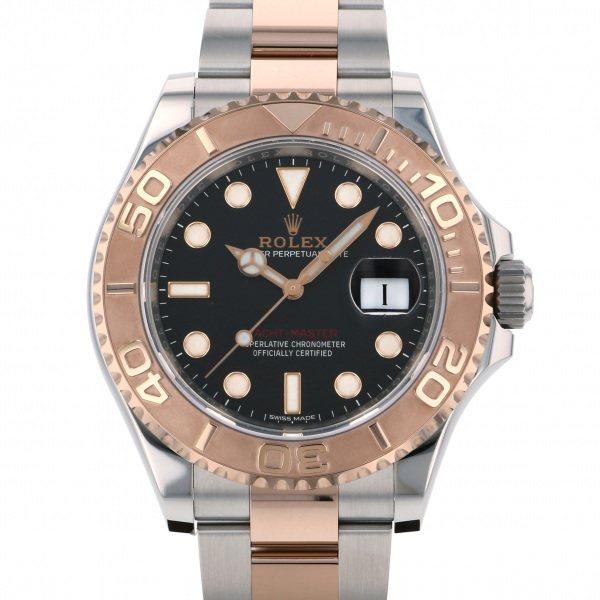 最高品質の ロレックス ROLEX ブラック文字盤 116621 ヨットマスター 40 116621 ROLEX ブラック文字盤 腕時計 メンズ, カイタチョウ:f8f6a48f --- caregiver.progsite.com