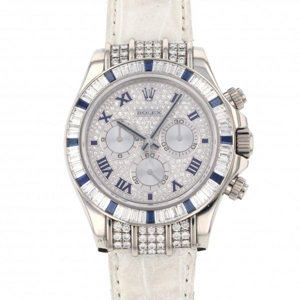 ロレックス ROLEX デイトナ 116599 12SA 全面ダイヤ文字盤 メンズ 腕時計 【中古】