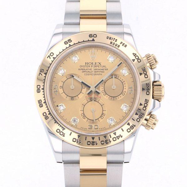 ロレックス ROLEX デイトナ 116503G シャンパン文字盤 新品 腕時計 メンズ 法事 法要 通学 銀婚式 売れ筋商品 無条件返品・交換