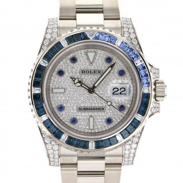 ロレックス ROLEX サブマリーナ 116659SABR 全面ダイヤ文字盤 メンズ 腕時計 【新品】