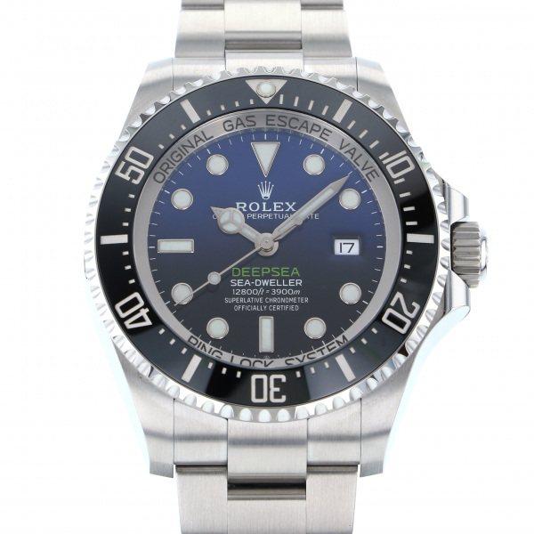 ロレックス ROLEX シードゥエラー ディープシー Dブルー 126660 Dブルー文字盤 メンズ 腕時計 【新品】