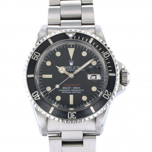 ロレックス ROLEX サブマリーナ 1680 ブラック文字盤 メンズ 腕時計 【中古】