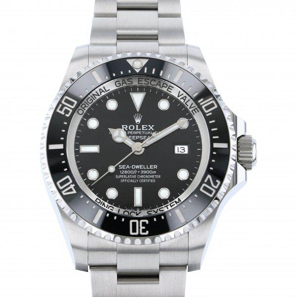 ロレックス ROLEX シードゥエラー ディープシー 126660 ブラック文字盤 メンズ 腕時計 【新品】