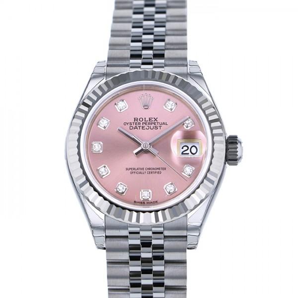 ロレックス ROLEX デイトジャスト 28 279174G ピンク文字盤 レディース 腕時計 【新品】 ロレックス ROLEX デイトジャスト 28 279174G ピンク文字盤 レディース 腕時計 【新品】