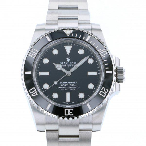 ロレックス ROLEX サブマリーナ 114060 ブラック文字盤 メンズ 腕時計 【新品】