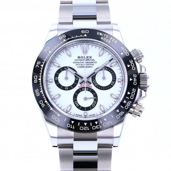 ロレックス ROLEX デイトナ 116500LN ホワイト文字盤 メンズ 腕時計 【新品】