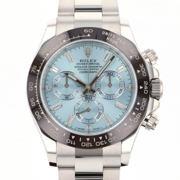 ロレックス ROLEX デイトナ 116506A アイスブルー文字盤 メンズ 腕時計 【新品】