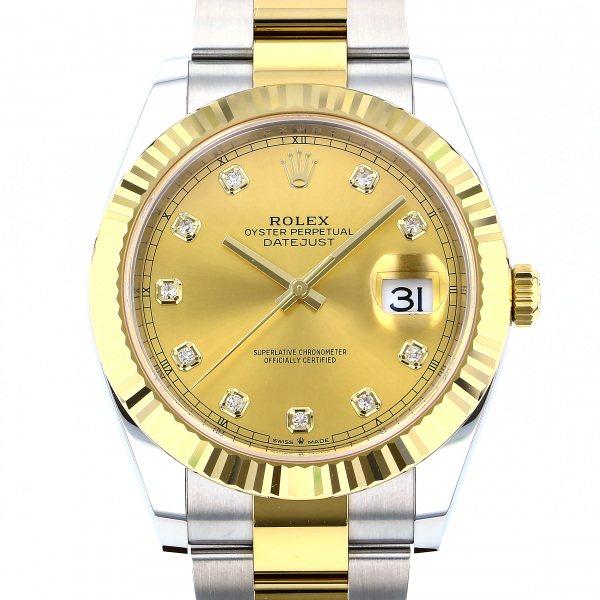 憧れの ロレックス ROLEX デイトジャスト 41 126333G シャンパン文字盤 新品 ロレックス 腕時計 41 新品 メンズ, ベビー布団専門店sukusukuすくすく:4b4561e3 --- eamgalib.ru