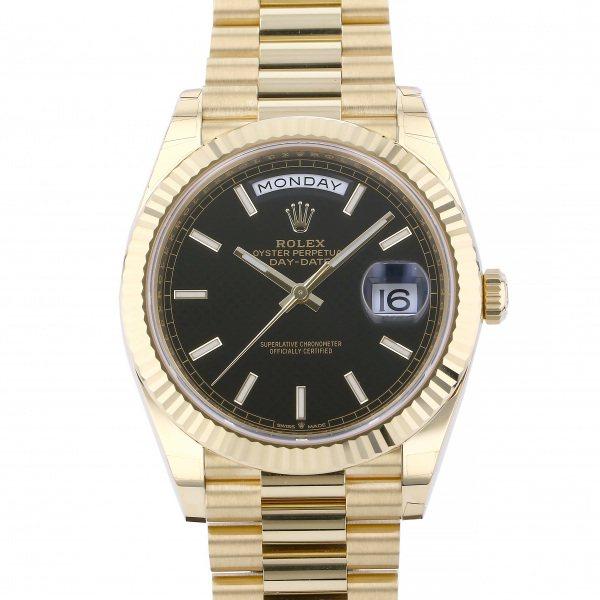 ロレックス ROLEX デイデイト 40 228238 シルバーローマ文字盤 メンズ 腕時計 【新品】