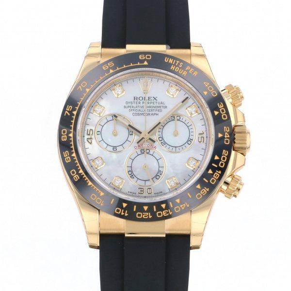 ロレックス ROLEX デイトナ 116518LNNG ホワイト文字盤 メンズ 腕時計 【新品】