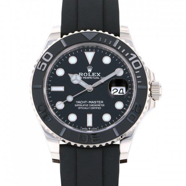 ロレックス ROLEX ヨットマスター 42 226659 ブラック文字盤 メンズ 腕時計 【新品】