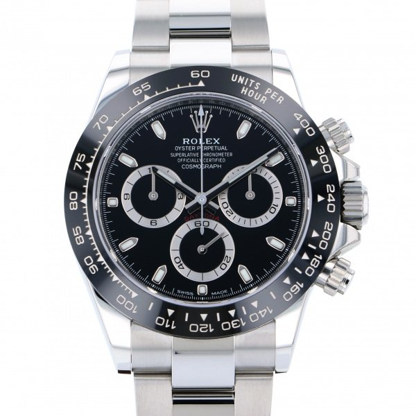 ロレックス ROLEX デイトナ 116500LN ブラック文字盤 メンズ 腕時計 【新品】