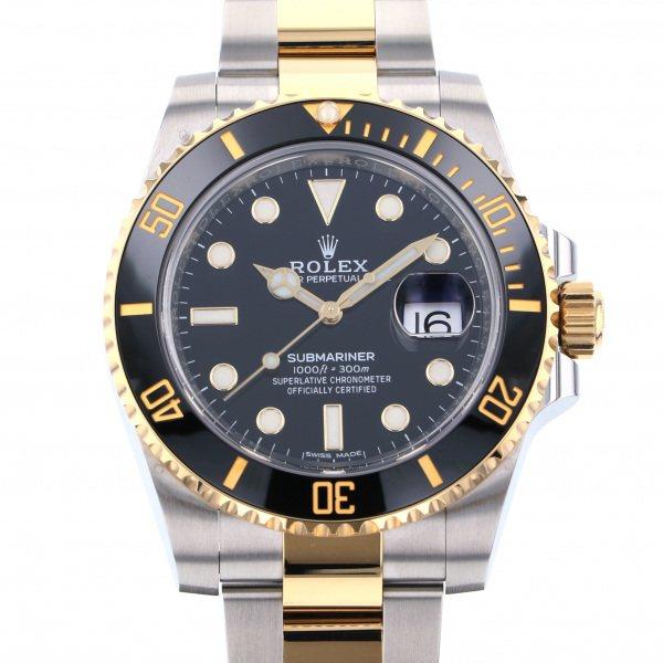 ロレックス ROLEX サブマリーナ デイト 116613LN ブラック文字盤 メンズ 腕時計 【新品】