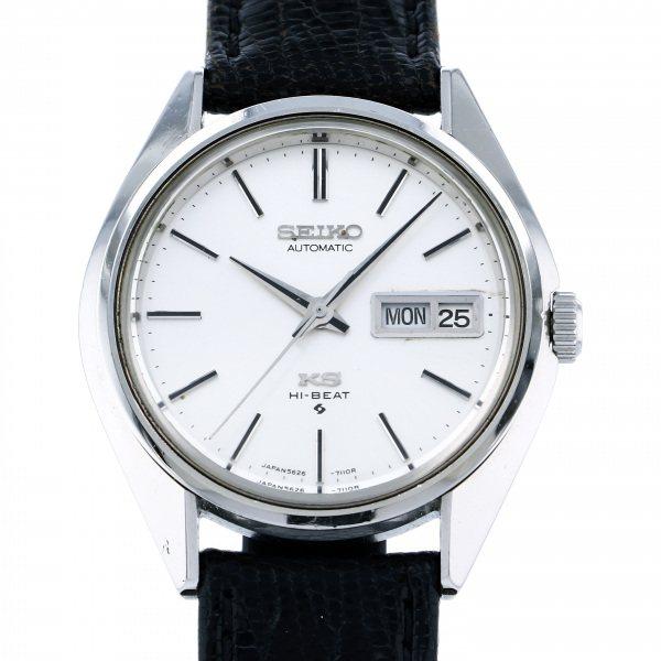 セイコー SEIKO その他 キングセイコー 5626-7111 シルバー文字盤 メンズ 腕時計 【中古】
