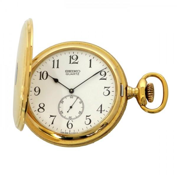 セイコー SEIKO その他 懐中時計 - ホワイト文字盤 メンズ 腕時計 【アンティーク】