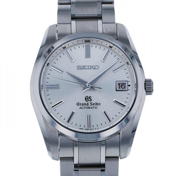 セイコー SEIKO その他 グランドセイコー 9S55-0010 シルバー文字盤 メンズ 腕時計 【中古】